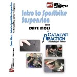 Dave Moss – Intro to Sportbike Suspension DVD
